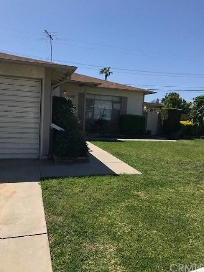 Whittier Single Family Home For Sale: 15106 Anola Street