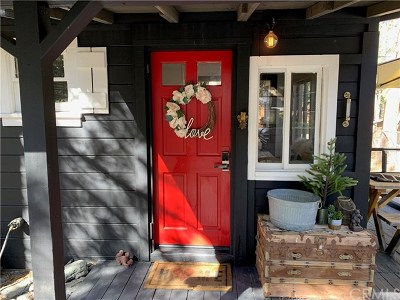 Wrightwood Single Family Home For Sale: 1582 Laura Street