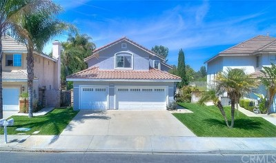 Chino Hills Single Family Home For Sale: 16474 Cyan Court