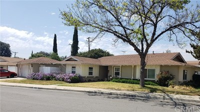 La Verne Single Family Home For Sale: 3027 Wenwood Street