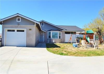 Yucaipa Single Family Home For Sale: 33656 Washington Dr