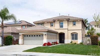 Fontana Single Family Home For Sale: 15054 Cory Way