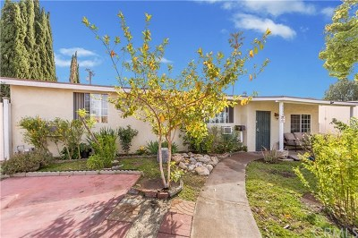 Panorama City Single Family Home For Sale: 8606 Colbath Avenue