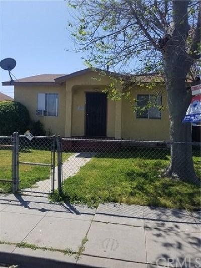 Single Family Home For Sale: 408 W Poplar Street