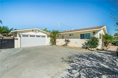 La Puente Single Family Home Active Under Contract: 14205 Dancer Street