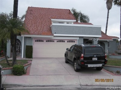 Pomona Single Family Home For Sale: 33 Skyline Lane