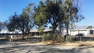 Fontana Single Family Home For Sale: 14310 Santa Ana Avenue