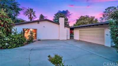 Upland Single Family Home For Sale: 2538 Mountain Drive