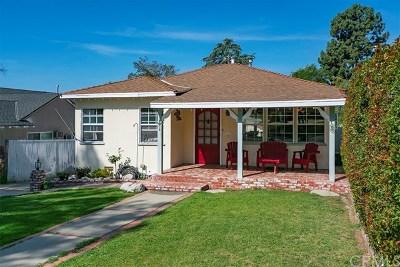 Glendora Single Family Home For Sale: 637 N Wabash Avenue