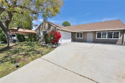 West Covina Single Family Home For Sale: 3420 S Flemington Drive