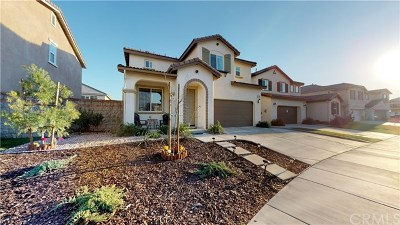 Jurupa Single Family Home For Sale: 12131 Backwater Way