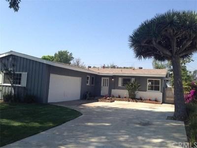 Glendora Single Family Home For Sale: 721 S Bender Avenue