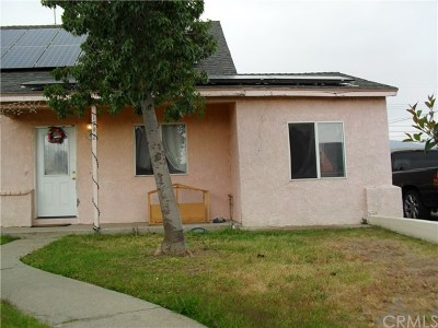 San Bernardino Single Family Home For Sale: 1792 Mallory Street