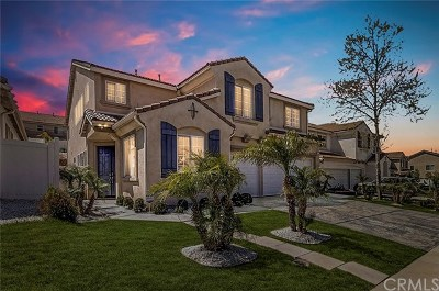 Moreno Valley Single Family Home For Sale: 26971 Salt Missions Circle