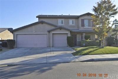 Victorville Single Family Home For Sale: 13457 Adler Street