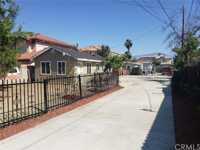 Baldwin Park Multi Family Home For Sale: 12731 Bess Avenue