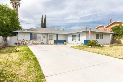 Jurupa Single Family Home For Sale: 6030 Dorset Street