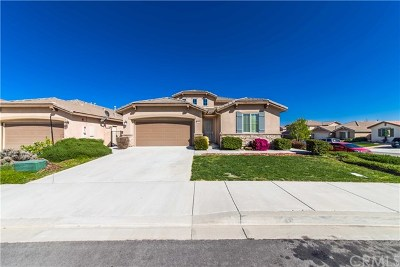 Fontana Single Family Home For Sale: 17925 Newport Plum Way