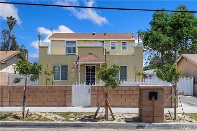 Hemet Single Family Home For Sale: 660 S Buena Vista Street
