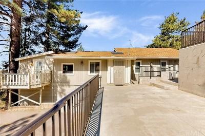 Crestline Single Family Home For Sale: 21858 Vista Road
