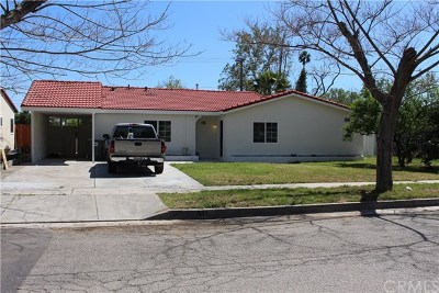 San Bernardino Single Family Home For Sale: 331 W 49th Street