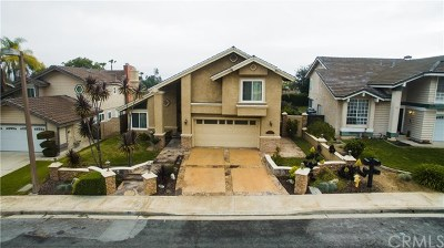 Pomona Single Family Home For Sale: 28 Sunset Ridge Circle