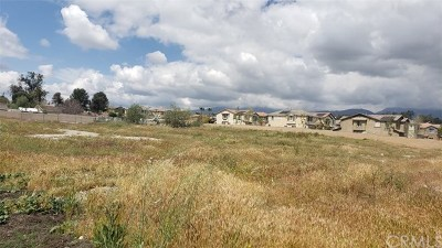 Rancho Cucamonga Residential Lots & Land For Sale: 8626 Arrow