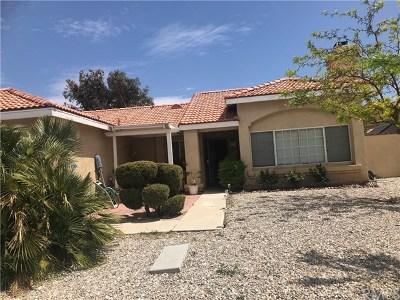 Victorville Single Family Home For Sale: 13079 Sleepy Ridge Lane