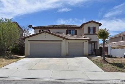 Moreno Valley Single Family Home For Sale: 27897 Via De La Real