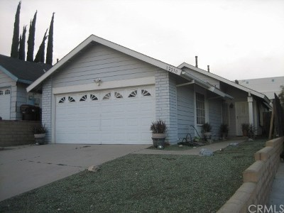 Moreno Valley Single Family Home For Sale: 12230 Hythe Street