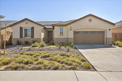 Menifee Single Family Home For Sale: 30380 Emerson Lane