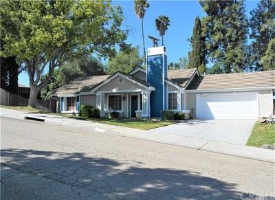 Riverside CA Single Family Home For Sale: $410,000