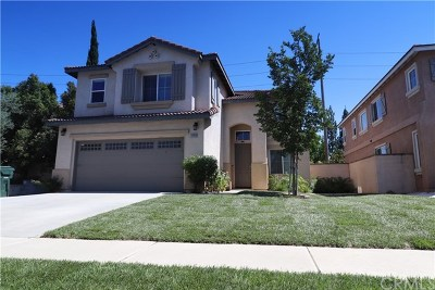 Rancho Cucamonga Single Family Home For Sale: 11401 Broken Branch Drive