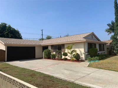 Whittier Single Family Home For Sale: 1032 Bunbury Drive