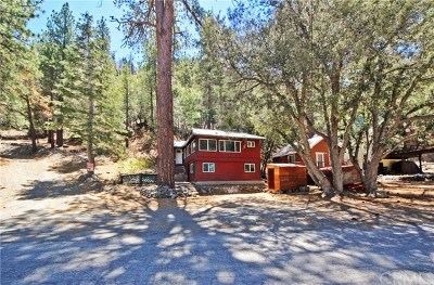 Wrightwood Single Family Home For Sale: 2037 Mojave Scenic Drive