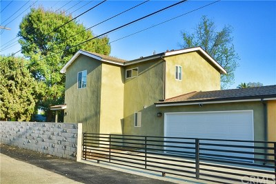 Pasadena Single Family Home For Sale: 290 Lola