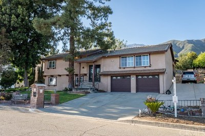 Alta Loma CA Single Family Home For Sale: $875,000