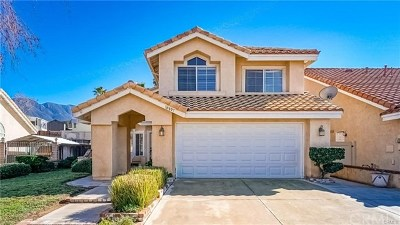 Yucaipa Single Family Home For Sale: 10897 Sunnyside Drive