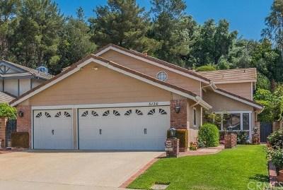La Verne Single Family Home Active Under Contract: 5136 Via Del Valle Street