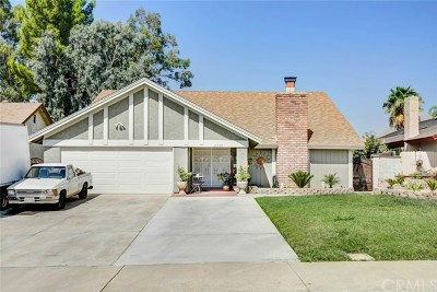 Moreno Valley Single Family Home For Sale: 12039 Buckthorn Drive