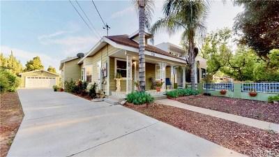 Pasadena Single Family Home For Sale: 770 Merrett Drive