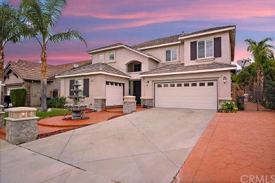 Rancho Cucamonga Single Family Home For Sale: 12186 Blue Spruce Drive