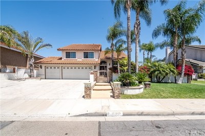 Chino Hills Single Family Home For Sale: 12875 Rock Crest Lane