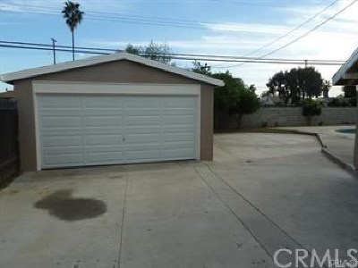 Pomona Single Family Home For Sale: 2196 Avalon Avenue