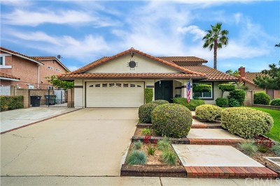 San Dimas Single Family Home For Sale: 950 Wellington Road