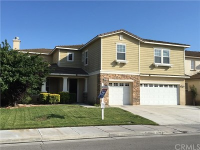 Eastvale Single Family Home For Sale: 8088 Orchid Drive
