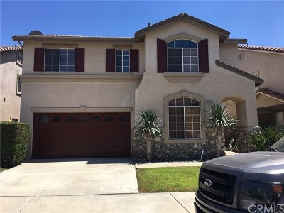 Fontana Single Family Home For Sale: 16739 Inverness Lane