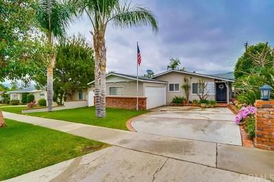 Glendora Single Family Home For Sale: 1735 Inola Street