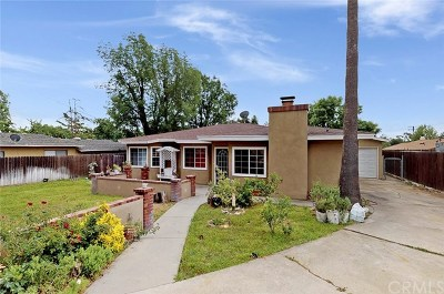 Upland Single Family Home For Sale: 1298 W 25th Street
