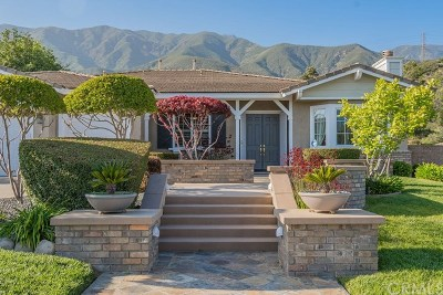 Rancho Cucamonga Single Family Home For Sale: 9950 Meadowood Drive